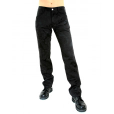 Aderlass Jeans Brocade (black)