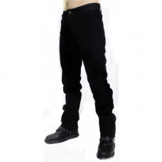 Aderlass Pants Nubuk Leather (black)
