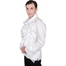 Aderlass Riffle Shirt Denim (White)