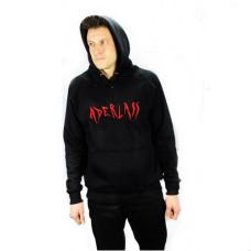 Aderlass Hoodie Kapuzen-Pullover (black)