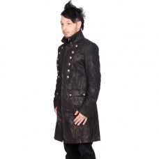 Aderlass Admiral Coat Art Denim (black)