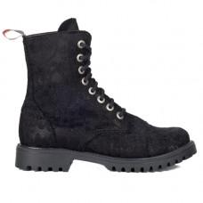 Aderlass 8-Eye Boots Lace (black)