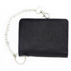 Aderlass Biker Wallet Leather Portemonnaie (black)