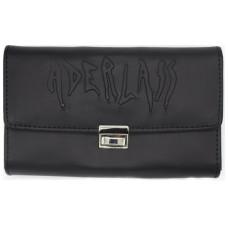 Aderlass Waiter Wallet Leather Portemonnaie (black)
