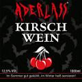 Aderlass Kirschwein 12,5% vol. (1 Liter)