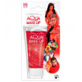 Halloween Aqua Make Up Tube 30ml (red)