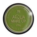 Halloween Aqua Make Up 15g Metallic Smaragd (green)
