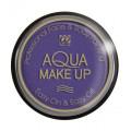 Halloween Aqua Make Up 15g (Purple)