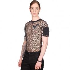 Lovesect 2-Pocket Shirt Crochet (black)