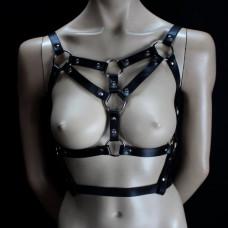 Lovesect Gloom Harness Vegan Leather (black)