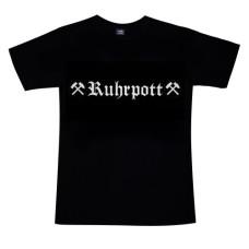 Mode Wichtig T-Shirt RUHRPOTT (black)