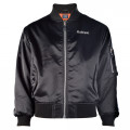 Mode Wichtig Bomberjacke Flight Jacket Ruhrpott (black)