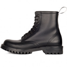Mode Wichtig 8-Eye Classic Boots Leather (black)
