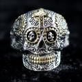 Mode Wichtig Ring Muerte (Titanum)