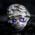 Mode Wichtig Ring Blue Eyes (Titanum)
