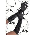 BEAUTYS LOVE Satin-Handschuhe (black)