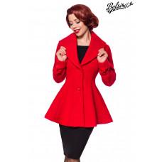 BELSIRA Belsira Premium Woll-Jacke (red)