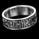 Darksilver Ring BR81