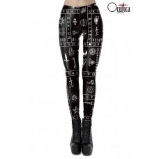 OCULTICA Symbol Leggings (black)