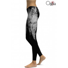 OCULTICA winged Leggings (black)