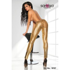 SARESIA Leggings der Stars (Gold)